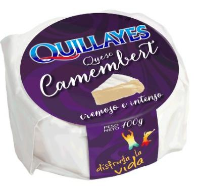Queso camembert 100 g